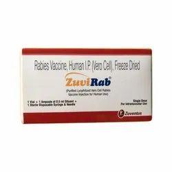 Zuvirab Vaccine, Packaging Size: 0.5 Ml