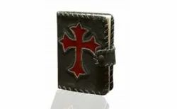 Cross Leather Journal With Button