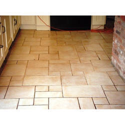 Double Layered Vitrified Floor Tiles