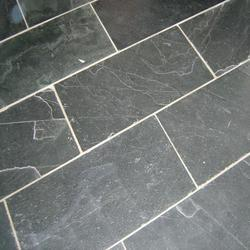 Natural Black Slate Stone, Thickness: 8mm To 30mm