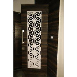 Wooden Safety Door Rs 950 Square Feet Shree Ganesh Steel Wooden