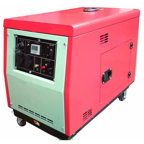 Generator Rental Services Diesel Silent Portable 3 2 Kva