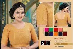 Silk Designer Blouse