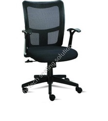 Brio Medium Back Mesh Chair