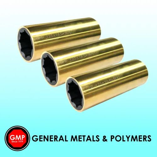 Brass Cutllass Rubber Bearing