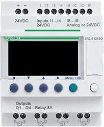 Schneider Analog Smart Relay - Zelio Logic, 8