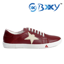 Red Mens Casual Shoes, Size: 6-10