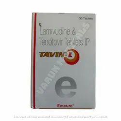 Tavin L (Lamivudine Tenofovir Disoproxil Fumarate)