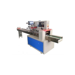 Square Flow Wrap Packaging Machine