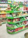 Super Market Center Rack