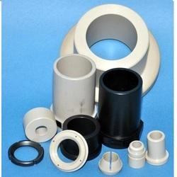 White Smooth PTFE Moulded & Machined Products