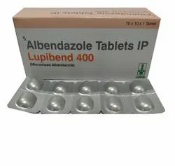 Albendazole Tablet - Lupibend 400