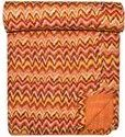 Zig Zag Printed Cotton Kantha Quilts