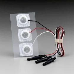 Prewired ECG Electrode