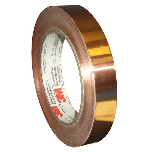 3m Scotch 1181 Copper Foil Tape Thickness 0 066 Mm Rs