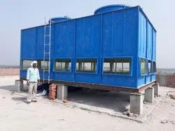 Indused Draft Cooling Tower