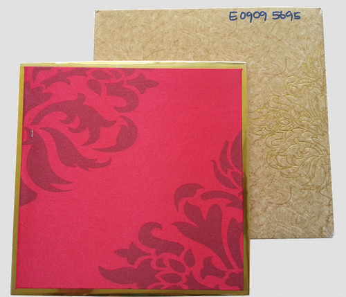 Hindu Card Aos 0909 5695