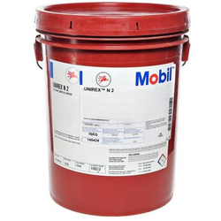 Bucket Mobil Mobilux EP 3 Grease, For Industrial, Rs 180 /kilogram