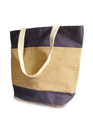 Jute Bag With Tape Handle