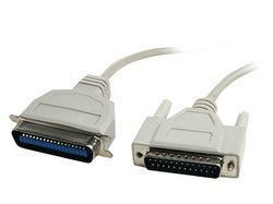 SCM Cable Parallel Printer Cable
