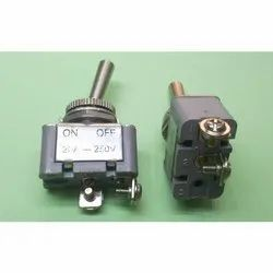 Toggle Switches 20A 250VAC SPST On/Off,  2pin  7264211 Gilard
