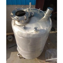 SS Water Treatment Tank