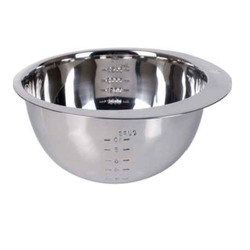 Footed Bowl W/Measuring