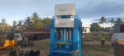 Fly Ash 6 Brick Making machine