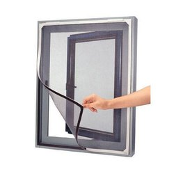 Velcro Mosquito Screen, For Window, Packing Type: Roll