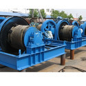 High Speed Industrial Electric Winch