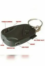 Black Spy Key Chain Camera, For Outdoor