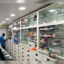 Medicine Glass Cabinets For Pharmacy
