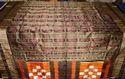 Odishi Handloom Bichitrapuri Orange-black Saree