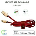 Leather USB Data Cable