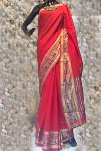 39d3303b8c2aaf Cotton Silk Saree