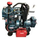 12kW Low Noise Bajaj-M Diesel Generator Set