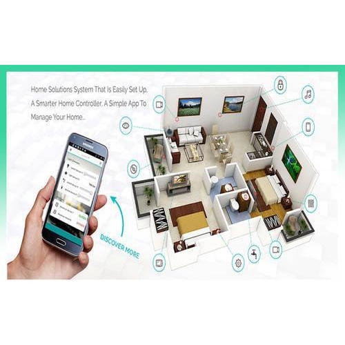 Android App Based Home Automation System