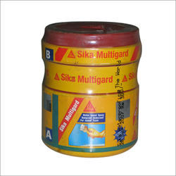 Sika Multigard Epoxy Coating Water Proofing Chemicals