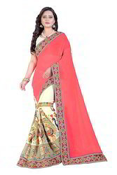 Riva 104 Georgette Saree