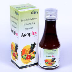 Multivitamins Multiminerals Antioxidant Syrup