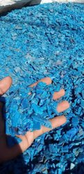 Blue HDPE HD Drum Regrind, For Reprocessed Granules