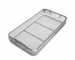 WIREMESH SURGICAL TRAYS