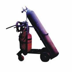 OXY/LPG Gas Cylinder Trolley