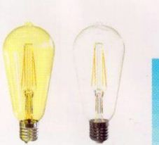Filament Candle Bulb St 64