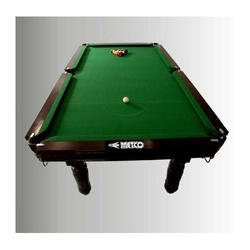 Pool Table Deluxe 8ft x 4ft METCO PT02