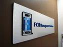 Acrylic Office Name Board