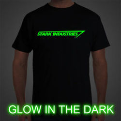 Printed Polyester Glow In Dark Custom Printing