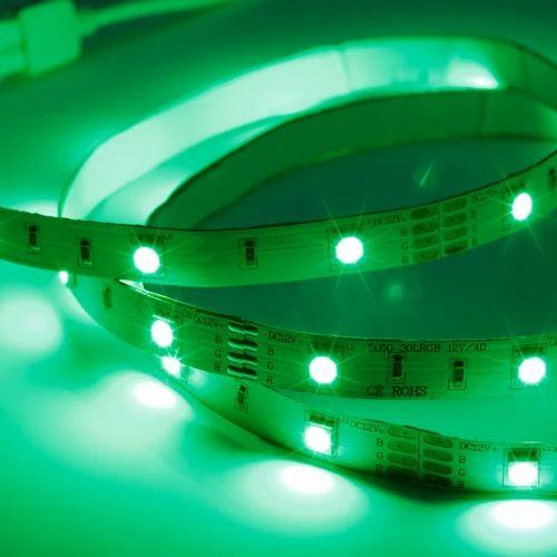 Green led strip light at rs 999 meter led light strip id green led strip light mozeypictures Image collections
