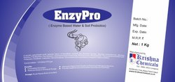 Granules White ENZYPRO (Enzyme Based Water & Soil Probiotic.), For ponds, Packaging Type: Container