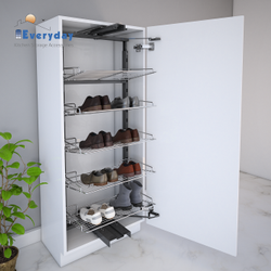 Shoe Rack Pull Out Wire Base 1250600